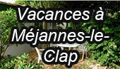 Au Sude de la France MEJANNES LE CLAP